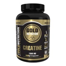 Gold Nutrition Creatine supplement (60 units)