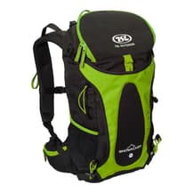 TSL Outdoor Snowalker 25L Backpack Black Green