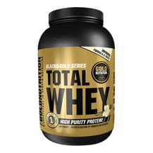 Vanilla Flavor Gold Nutrition Total Whey (1 kg)