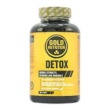 Gold Nutrition Detox Extreme Force Capsules (60 units)