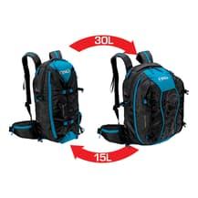 TSL Outdoor Dragonfly 15/30L Backpack Black Blue