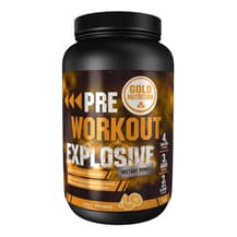 Gold Nutrition Pre-Workout Explosive gusto arancia (1 kg)
